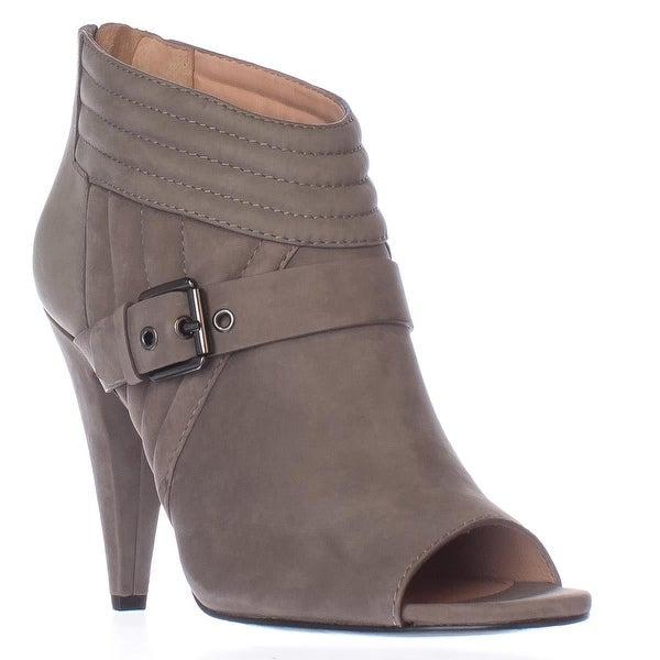 38605f3934e Shop Sigerson Morrison Myla Open-toe Ankle Boots