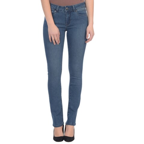 Lola Classic Straight Jeans, Kristine-MB