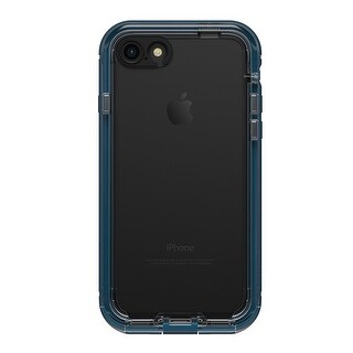 Midnight Indigo NUUD Series WATERPROOF Cell Phone Case by LifeProof For iPhone 7 & iPhone 8