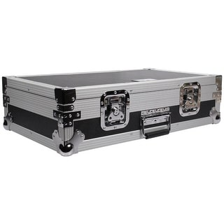 "Pedal Board Case ATA 26"" Storage NEW Rack"