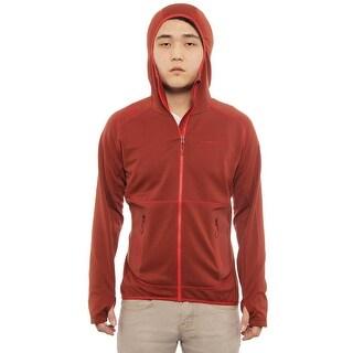 La Sportiva Men Galaxy 2.0 Hooded Jacket Basic Jacket Rust