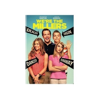 WERE THE MILLERS (DVD/SINGLE DISC)