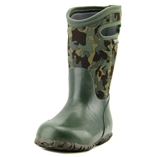 Bogs Durham Round Toe Canvas Rain Boot