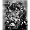 ''Legends of Jazz'' by Wishum Gregory Music Art Print (24 x 20 in.) - Thumbnail 0