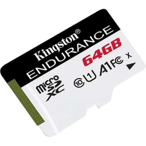 Kingston sdce/64gb 64gb microsdxc endurance