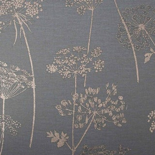 Link to Wild Flower Charcoal Wallpaper Similar Items in Wall Coverings