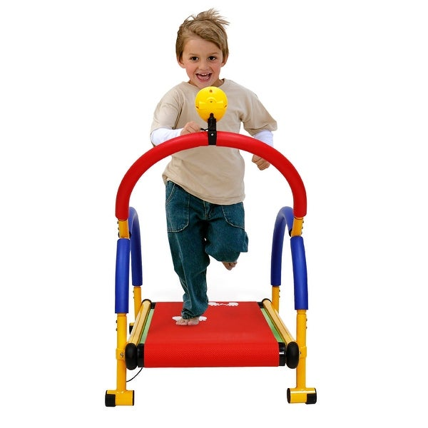 Kinbor Fun Fitness Toy Exercise Equipment for Kids Mini Treadmill Children's Day Birthday Gift. Opens flyout.