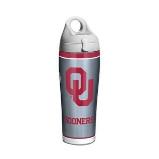 NCAA Oklahoma Sooners Stainless Steel Water Bottle