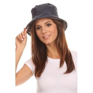 Twist to Pack Rain Hat Unisex