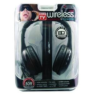 Sentry Wireless Headphone & Transmitter|https://ak1.ostkcdn.com/images/products/is/images/direct/6818f4a89182d9b4fbf9ee809774c2e7986b0075/Sentry-Wireless-Headphone-%26-Transmitter.jpg?impolicy=medium