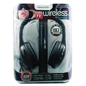 Sentry Wireless Headphone & Transmitter