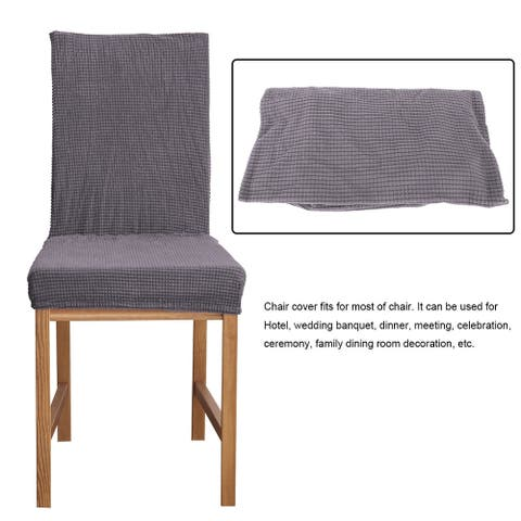 Stretch Removable Washable Chair Protector Cover Seat Slipcover