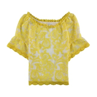 Link to Charter Club Womens Lantern-Sleeve Knit Blouse Similar Items in Tops