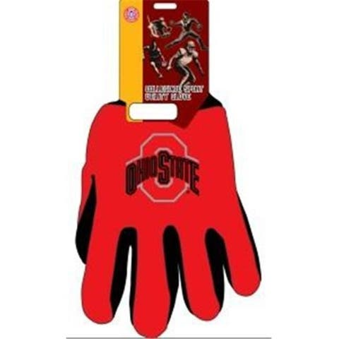 McArthur 9960693959 Ohio State Buckeyes Two Tone Glove Adult