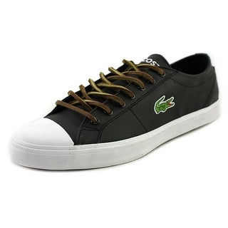 Lacoste Marcel Chunky Men Round Toe Synthetic Black Tennis Shoe