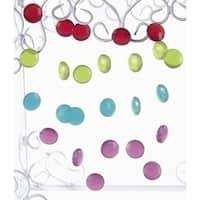 6Ft. Better Homes & Gardens Multi Color Dot Christmas Garland #23658