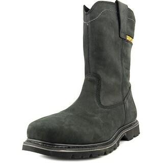 Caterpillar Wellston ST W Round Toe Leather Work Boot