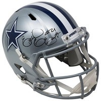 b390ea7dc Ezekiel Elliott Signed Dallas Cowboys Full Size Speed Replica Helmet BAS