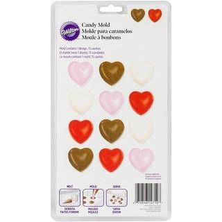 Candy Mold-Heart 12 Cavity (1 Design)