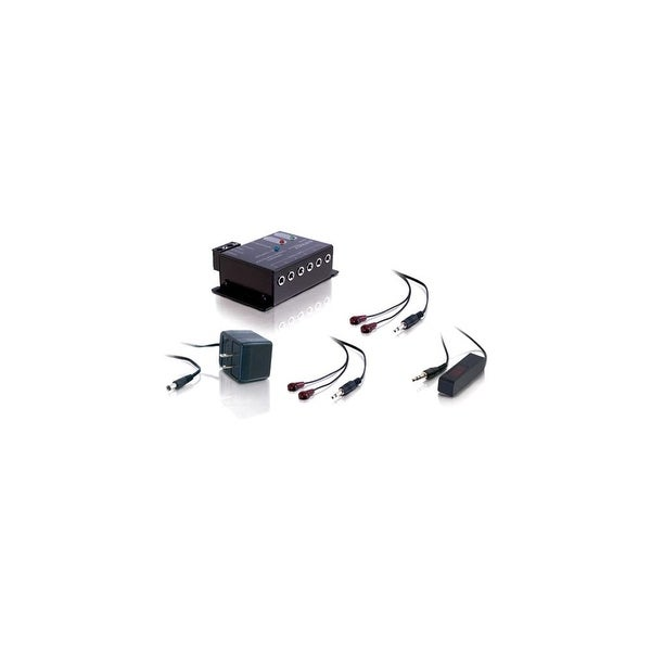 C2G Infrared (IR) Remote Control Repeater Kit Infrared IR - Remote Control Repeater Kit