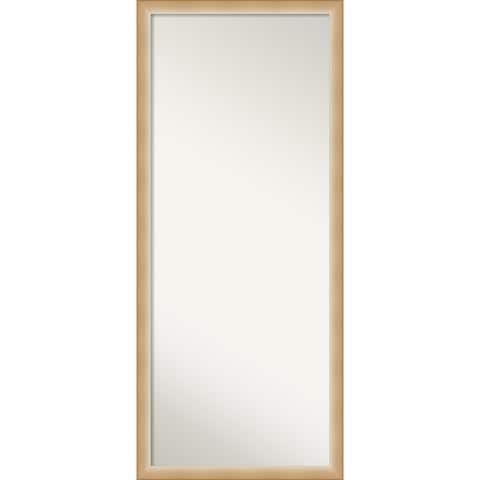 Eva Decorative Full Length Floor / Leaner Mirror
