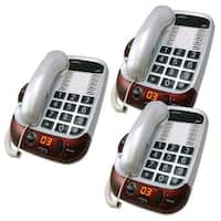 Clarity ALTO-3 Pack Alto Amplified Corded Phone