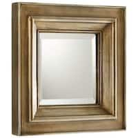 Cyan Design Barclay Mirror 18 x 18 Barclay Square Wood Frame Mirror - N/A