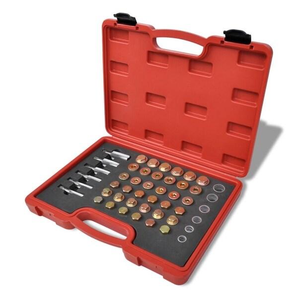 vidaXL Laser Tools Oil Drain Plug Sump Pump Repair Kit