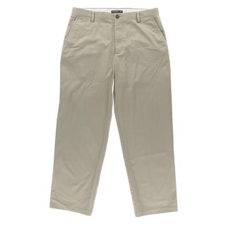 Dockers Mens Solid Classic Fit Chino Pants - 33/32