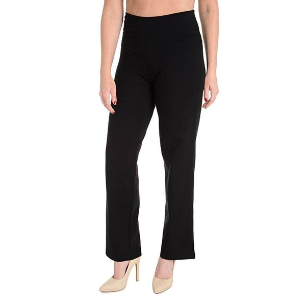 SPANX Ath-Leisure Active Full Leg Pants QVC A223745 1479. Opens flyout.