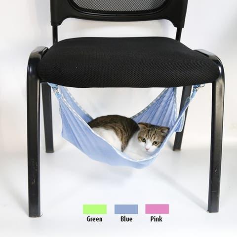 Breathable Mesh Cat Dog Animal Hammock Bed Soft Puppy Pet Cradle Hanging Nest 1