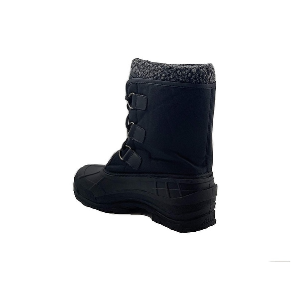 Snow Boots Waterproof Insulated