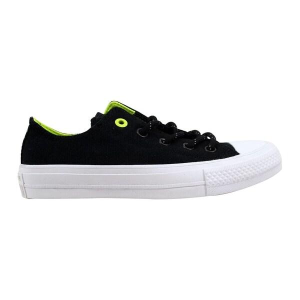Converse Men's Chuck Taylor II 2 OX BlackVolt 153541C Size 4