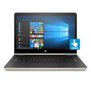 "HP Pavilion x360 Intel Pentium 6GB 15.6"" Full HD Touch Screen Convertible Laptop"