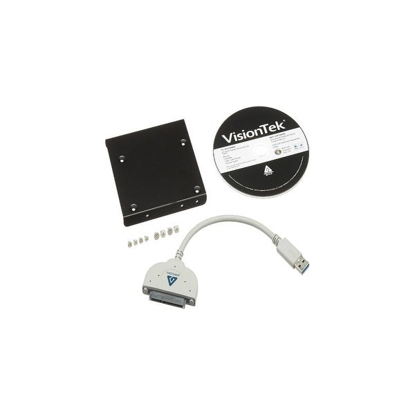 VisionTek PC8841M VisionTek Products LLC Universal SSD Installation and File Transfer Kit
