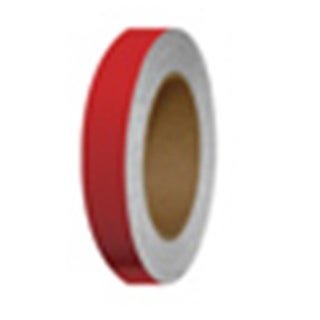 DIY Industries Floormark 1 in. x 100 ft. Tape Tomato Red - 2 Pack
