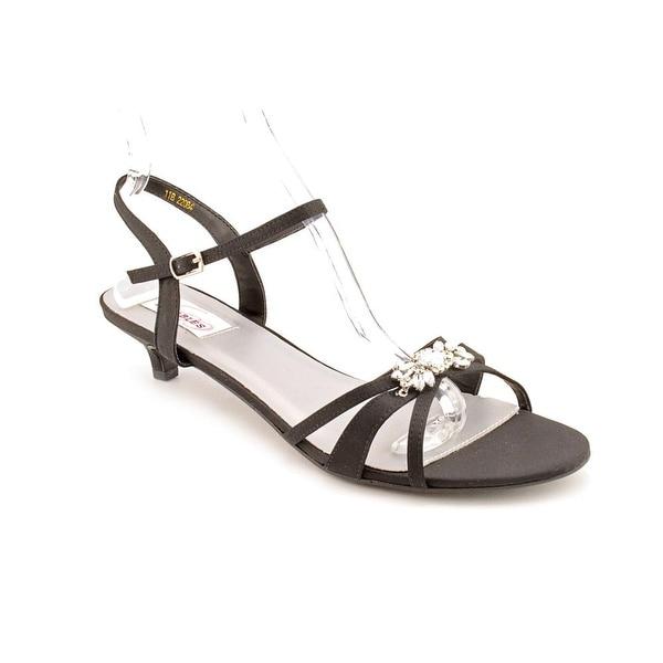 Dyeables Penelope Women D Open Toe Canvas Sandals