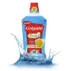 Colgate Advanced Pro-Shield Mouthwash, Peppermint Blast 500 ml