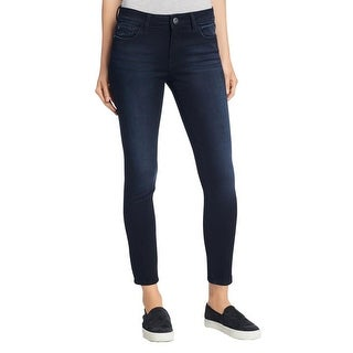 DL1961 Womens Skinny Jeans Ankle Stretch