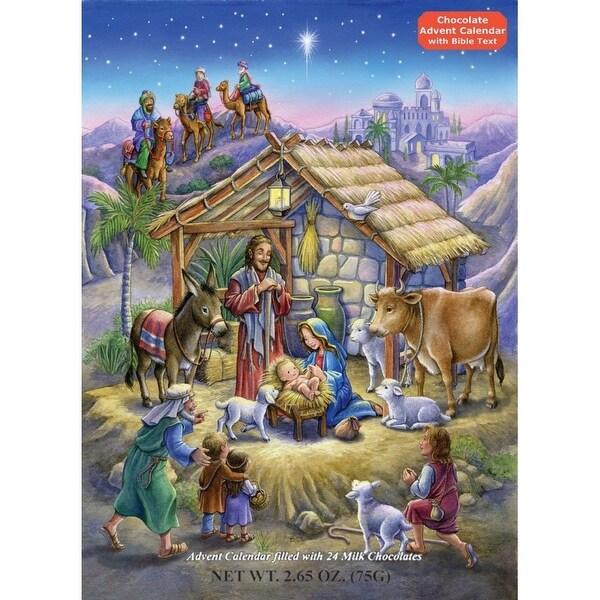 Chocolate Advent Calendar 2019.2019 Peaceful Prince Chocolate Advent Calendar Advent Calendars By Vermont Chri