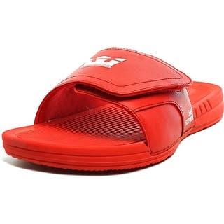 Supra Locker Men Open Toe Synthetic Red Slides Sandal|https://ak1.ostkcdn.com/images/products/is/images/direct/68390103a72d89a3a132dd7acbaf49f6838c3af2/Supra-Locker-Men-Open-Toe-Synthetic-Slides-Sandal.jpg?impolicy=medium