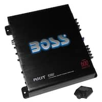BOSS Audio R3002 - Riot 600 Watt, 2 Channel, 2/4 Ohm Stable Class A/B,Full Range
