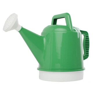 Bloem DWC2-28 Deluxe Watering Can, 2.5-Gallon, Gre-Fresh