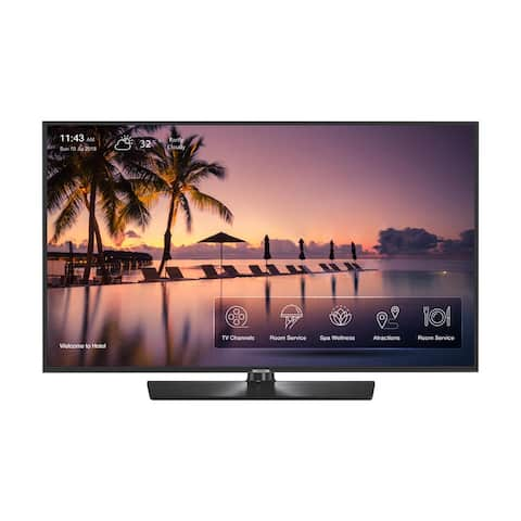 Samsung HG55NJ678UFXZA 55-inch 678U Series 4K UHD LED TV w/ Dolby Digital Plus