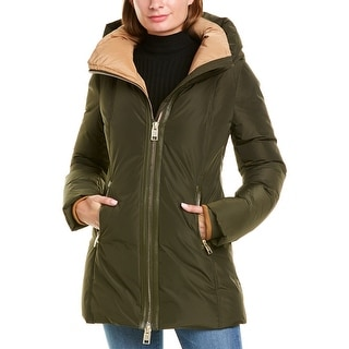 Link to Series By Nicole Benisti Goldness Down Coat Similar Items in Women's Outerwear