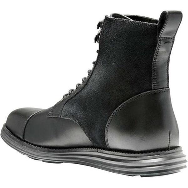 Original Grand Cap Toe Boot II Black
