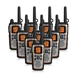 Motorola MU350R two-way radio w/ Up To 35 Mile Range(10 Pack)
