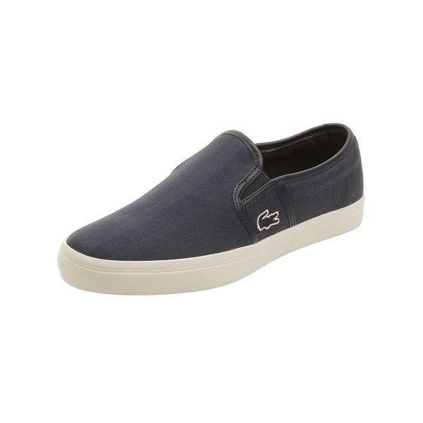 Lacoste Womens Gazon W5 Sneakers in Navy