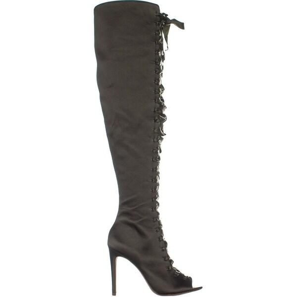 Up Knee Cherisse 5 Lace Aldo The Over BootsKhaki Shop 8 lF3T1KJuc