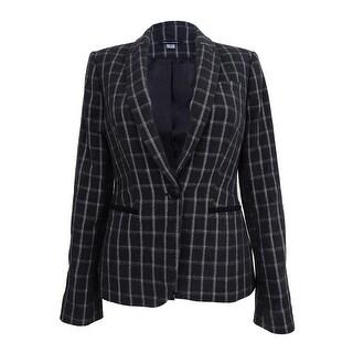 Tommy Hilfiger Women's Single Button Jacket